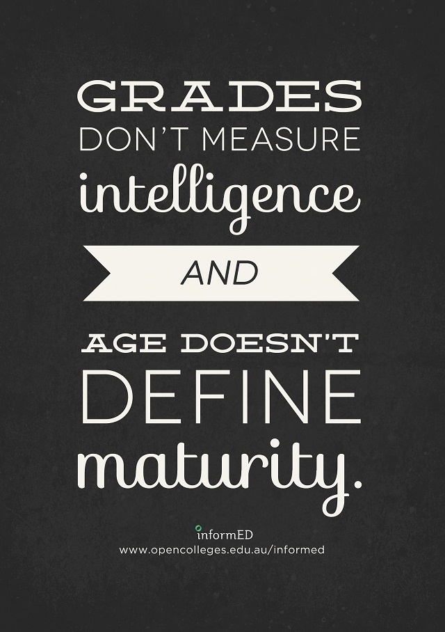 intelligence quote