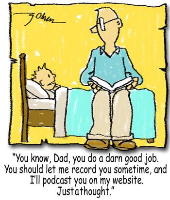 digital literacy cartoon