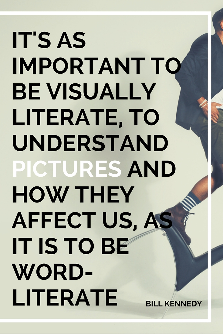 the importance of visual literacy essay This tutorial contains 2 papers cgd 218 week 1 assignment why is visual literacy important why is visual literacy important watch brian kennedy's tedtalk: brian kennedy: visual literacy and why we need it ( ), and address the following questions.