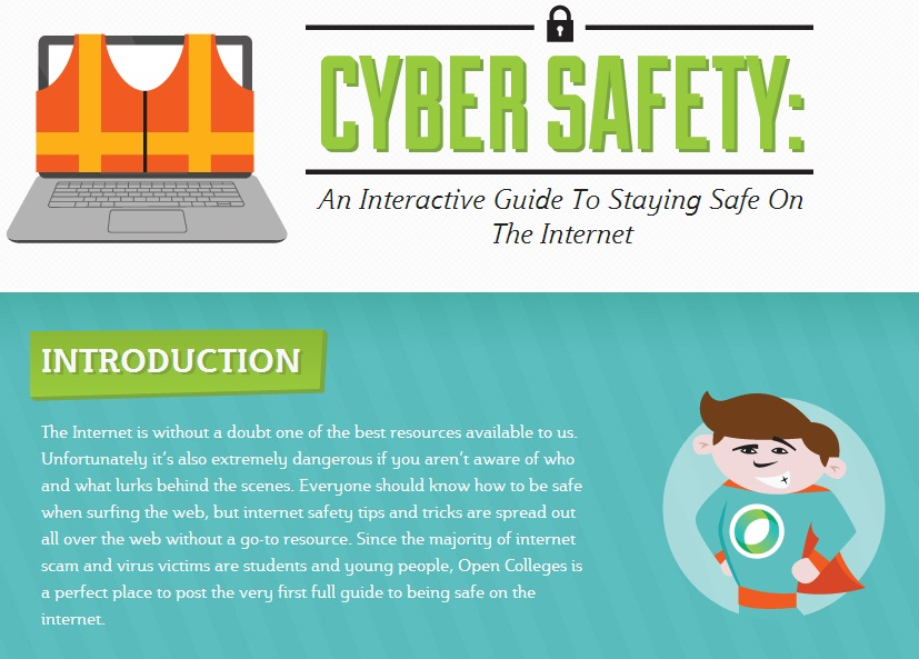 Cyber Safety - Internet Safety Tips To Stay Safe Online