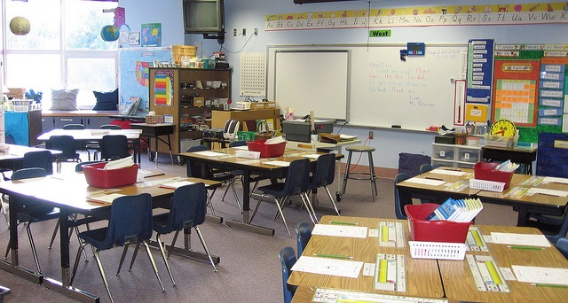 Modern Montessori Classroom ~ Ways to better organize your classroom informed