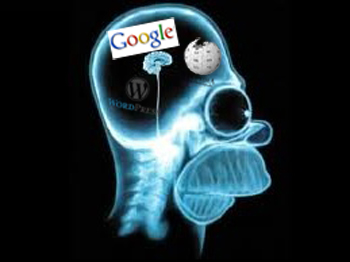 Homer-Brain-Google-Effect